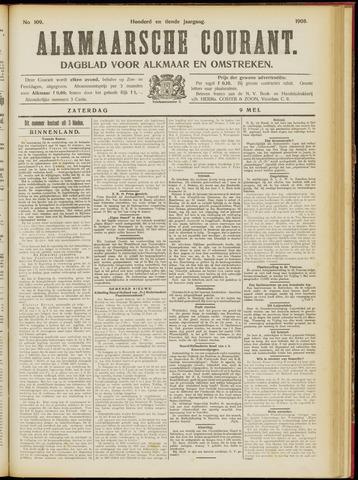 Alkmaarsche Courant 1908-05-09