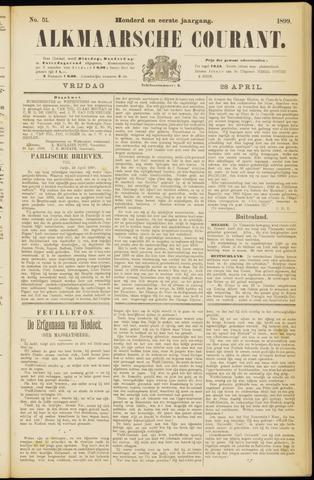 Alkmaarsche Courant 1899-04-28
