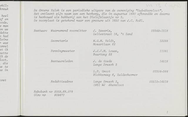 De Groene Valck 1986-10-01