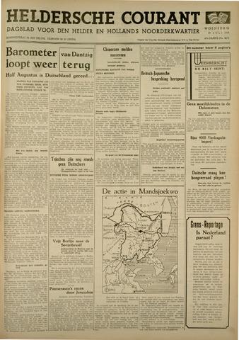 Heldersche Courant 1939-07-19