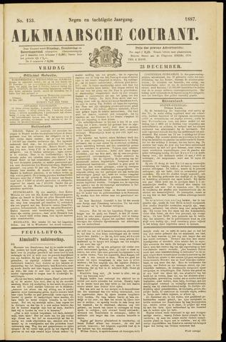 Alkmaarsche Courant 1887-12-23