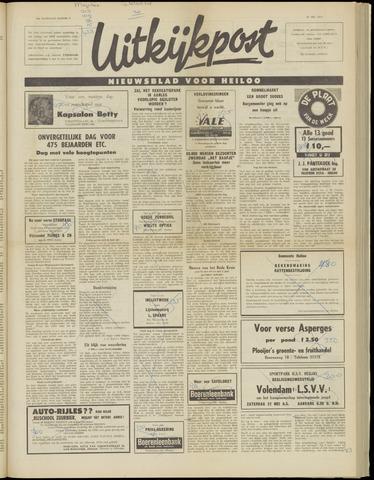 Uitkijkpost : nieuwsblad voor Heiloo e.o. 1971-05-19