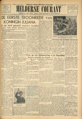 Heldersche Courant 1948-09-21