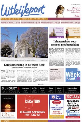 Uitkijkpost : nieuwsblad voor Heiloo e.o. 2011-12-14