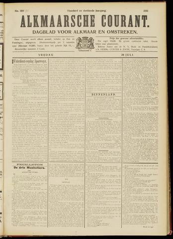 Alkmaarsche Courant 1911-07-28