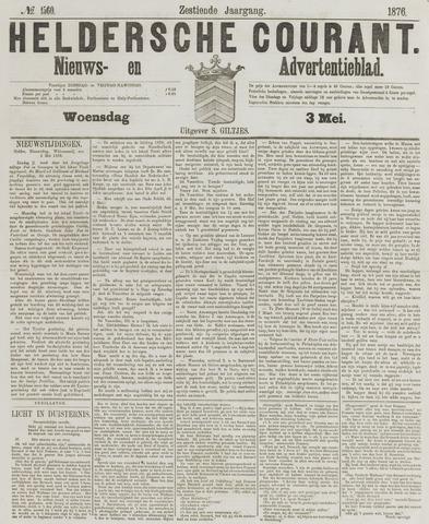 Heldersche Courant 1876-05-03