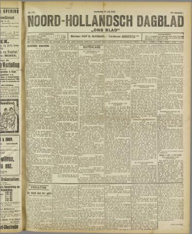 Ons Blad : katholiek nieuwsblad voor N-H 1922-07-20