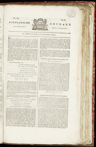 Alkmaarsche Courant 1821-02-05