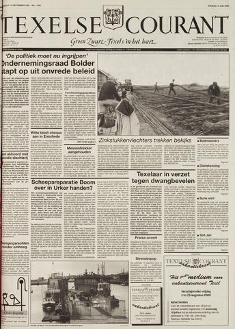 Texelsche Courant 2000-07-14