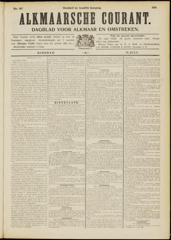Alkmaarsche Courant 1910-07-19