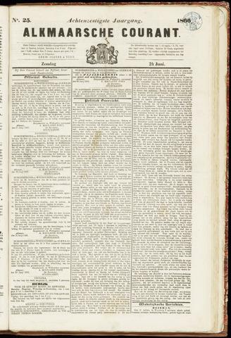 Alkmaarsche Courant 1866-06-24