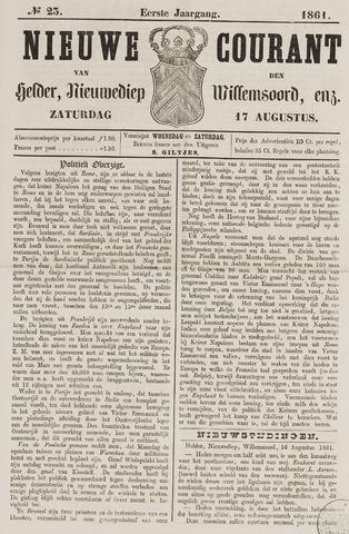 Nieuwe Courant van Den Helder 1861-08-17