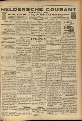 Heldersche Courant 1923-07-07