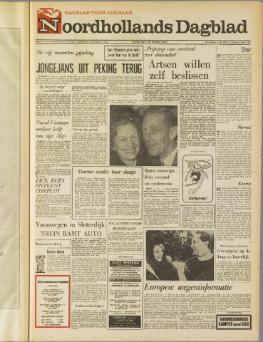 Noordhollands Dagblad : dagblad voor Alkmaar en omgeving 1967-01-03
