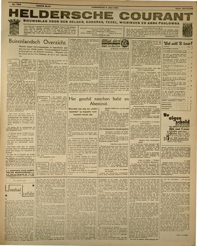 Heldersche Courant 1935-07-11