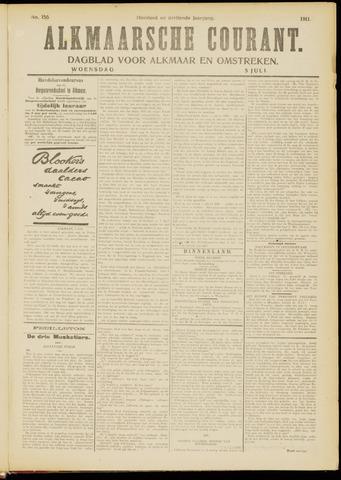 Alkmaarsche Courant 1911-07-05