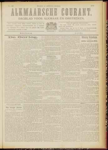 Alkmaarsche Courant 1916-06-14