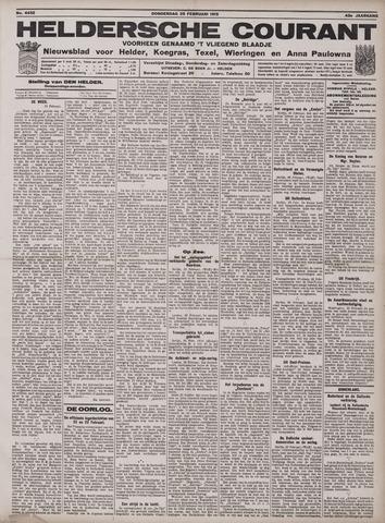 Heldersche Courant 1915-02-25