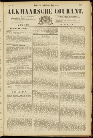 Alkmaarsche Courant 1881-01-21