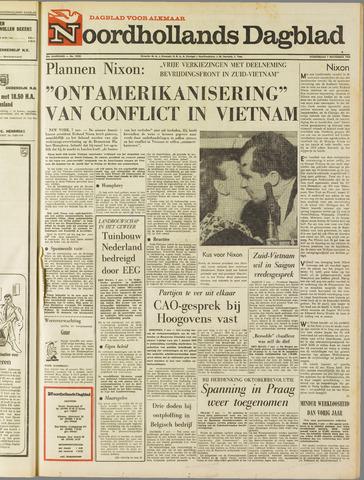 Noordhollands Dagblad : dagblad voor Alkmaar en omgeving 1968-11-07