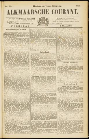 Alkmaarsche Courant 1902-03-05