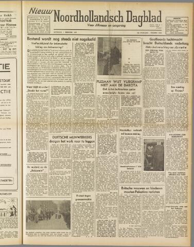 Nieuw Noordhollandsch Dagblad : voor Alkmaar en omgeving 1947-02-01