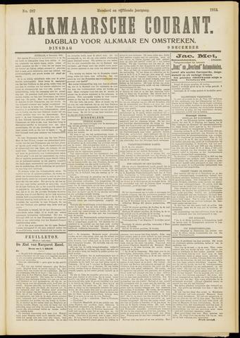 Alkmaarsche Courant 1913-12-09