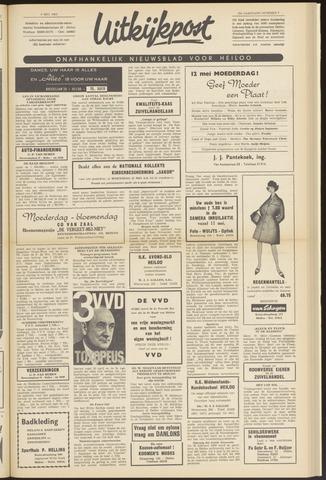 Uitkijkpost : nieuwsblad voor Heiloo e.o. 1963-05-09