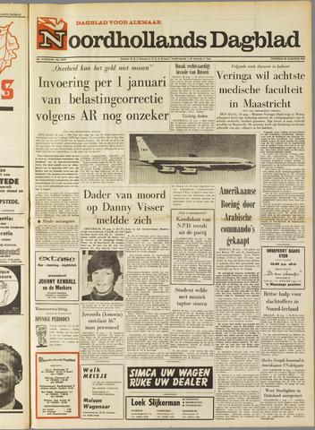 Noordhollands Dagblad : dagblad voor Alkmaar en omgeving 1969-08-30