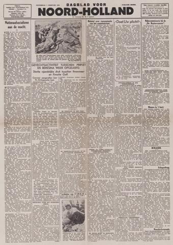 Dagblad Noord-Holland, Schager editie 1944-02-03