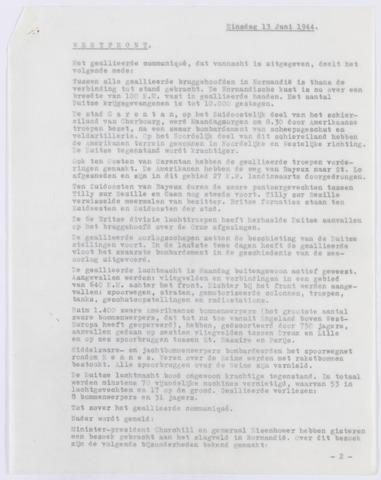 De Vrije Alkmaarder 1944-06-13