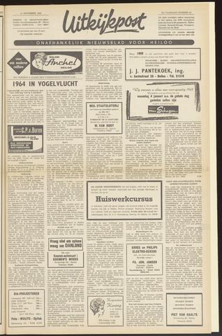Uitkijkpost : nieuwsblad voor Heiloo e.o. 1964-12-31