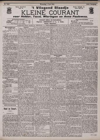 Vliegend blaadje : nieuws- en advertentiebode voor Den Helder 1904-06-01