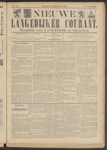 Nieuwe Langedijker Courant 1897-08-22