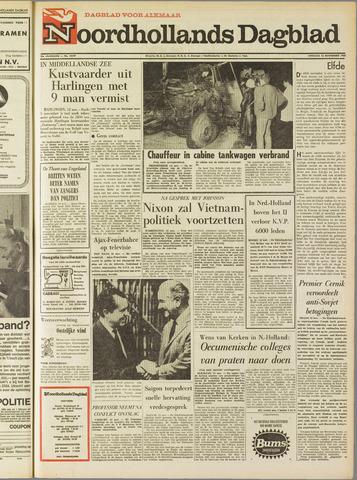 Noordhollands Dagblad : dagblad voor Alkmaar en omgeving 1968-11-12