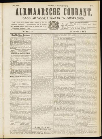 Alkmaarsche Courant 1908-09-28