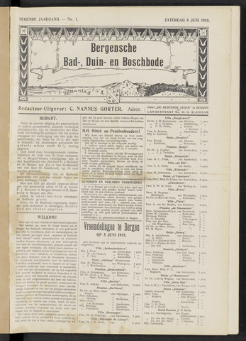 Bergensche bad-, duin- en boschbode 1918-06-08