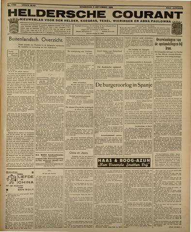 Heldersche Courant 1936-09-03