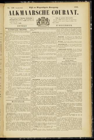 Alkmaarsche Courant 1893-12-17