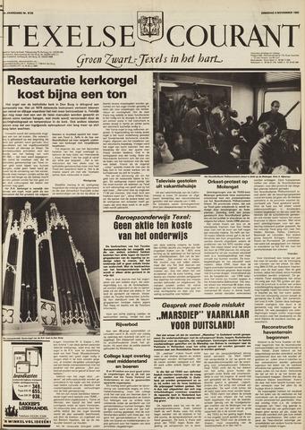 Texelsche Courant 1982-11-09