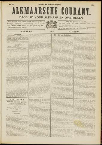 Alkmaarsche Courant 1910-08-08