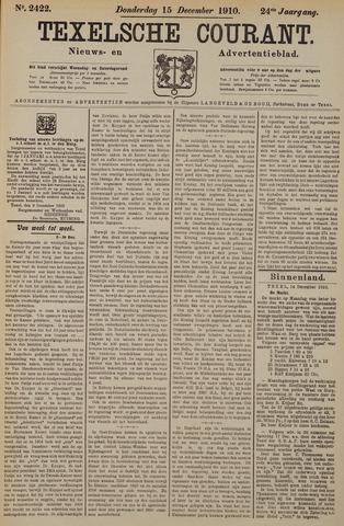 Texelsche Courant 1910-12-15