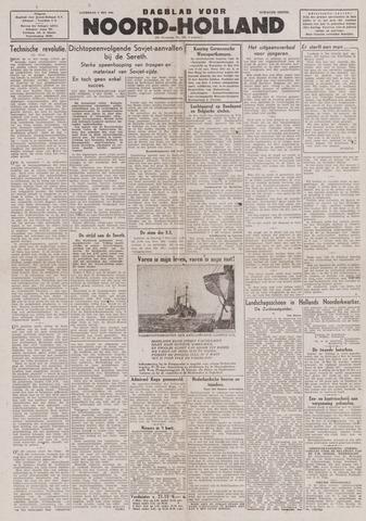 Dagblad Noord-Holland, Schager editie 1944-05-06
