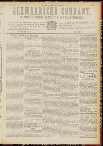 Alkmaarsche Courant 1916-06-29