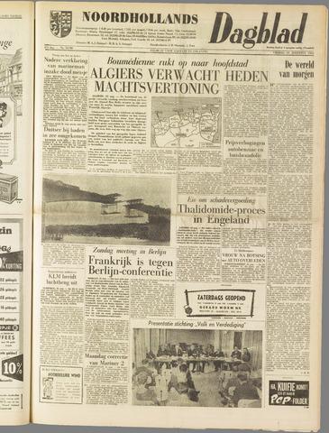 Noordhollands Dagblad : dagblad voor Alkmaar en omgeving 1962-08-31