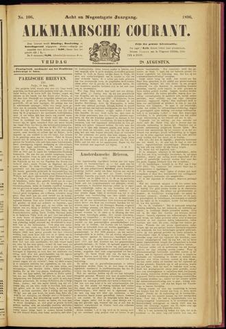 Alkmaarsche Courant 1896-08-28