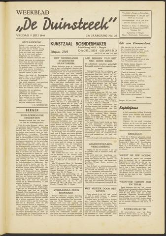 De Duinstreek 1946-07-05