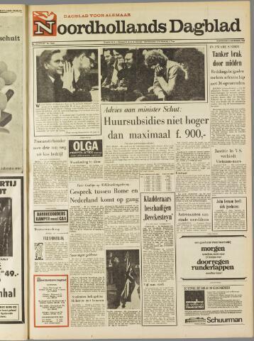 Noordhollands Dagblad : dagblad voor Alkmaar en omgeving 1969-11-06