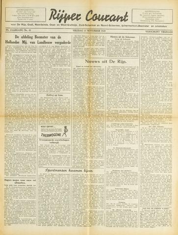 Rijper Courant 1949-11-11