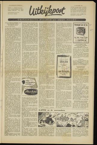 Uitkijkpost : nieuwsblad voor Heiloo e.o. 1961-01-19